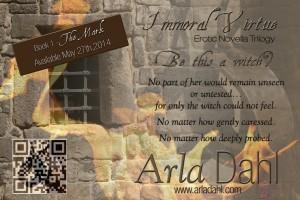 Immoral Virtue Trilogy - Arla Dahl