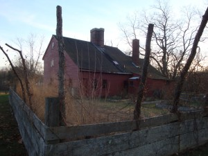 Rebecca Nurse Homestead, Salem Village