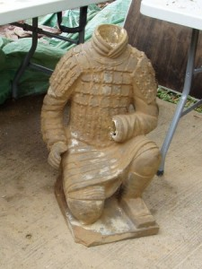 Do-the-dige 5 - Terra Cotta Archer