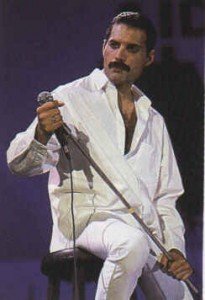 Freddie Mercury - Live Aid - Is This The World We Created