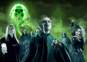 Voldemort and Death Eaters