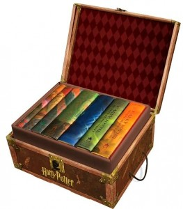 Harry Potter Boxed Set Hardcover