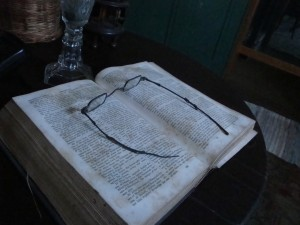 Old Bethpage Village Restoration - Williams House Bible