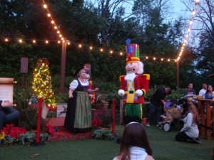 Disney's World Showcase at Epcot Center - Christmas in Germany