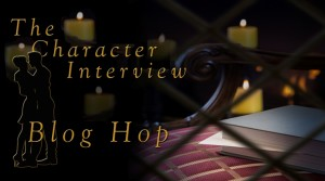 Character Interview Blog Hop - Heroes