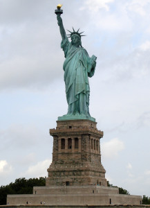 Statue of Liberty - public domain image