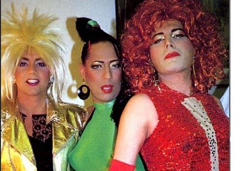 Roger Taylor, Peter Straker, Freddie Mercury